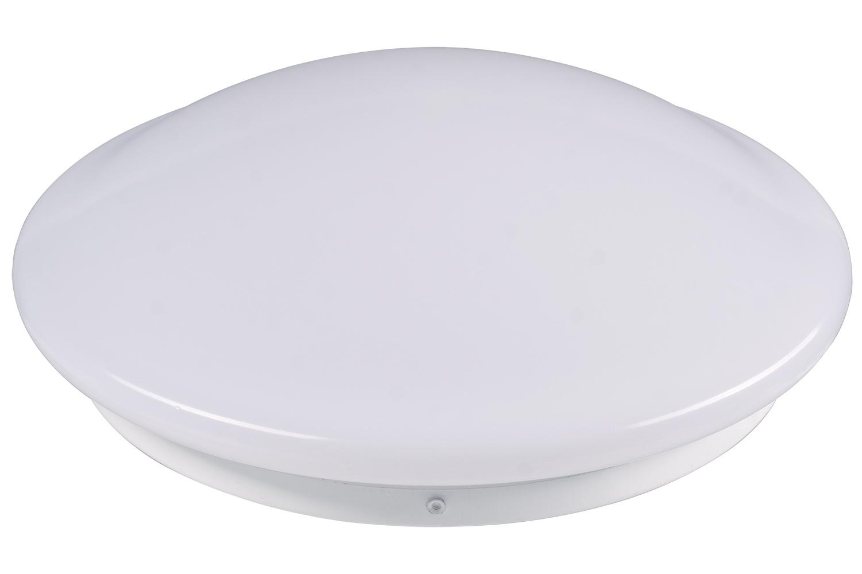 Ledspace LED plafon 24W s mikrovlným čidlem 48xSMD2835 2160lm, Teplá bílá